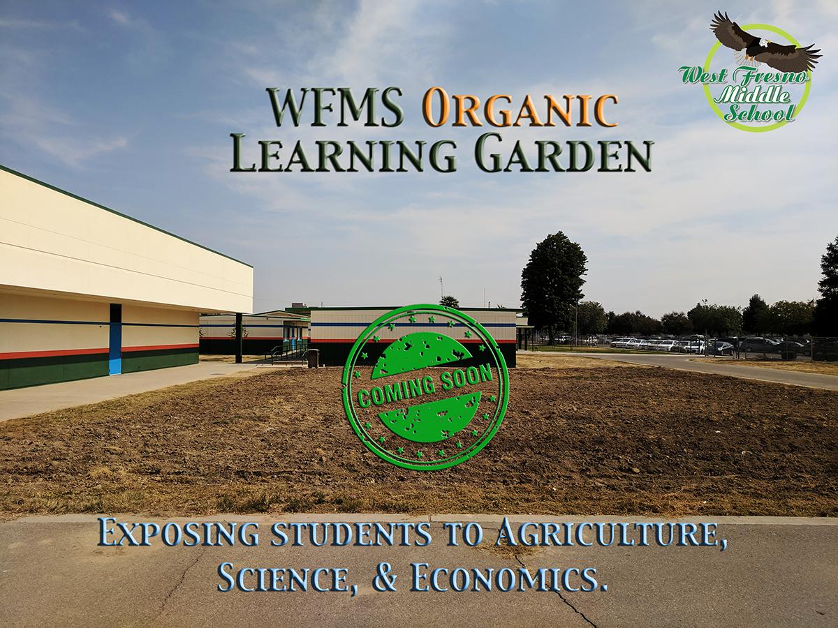 WFMS Organic Learning Garden